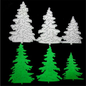 Weihnachtsbaum Weihnachten.Details Zu Stanzschablone Tannenbaum Weihnachtsbaum Weihnachten Neujahr Karte Album Deko