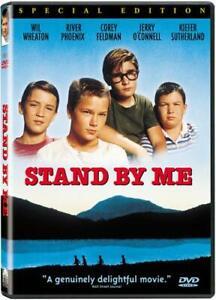 Soporte-por-Me-DVD-Se-Wil-Wheaton-River-Fenix-Corey-Feldman-Jerry-o-Connell