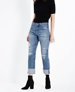 ea4c4f9b345 NWT AG SLOAN VINTAGE FIT STRAIGHT LEG 16 YEARS PARADISE FOUND JEANS ...