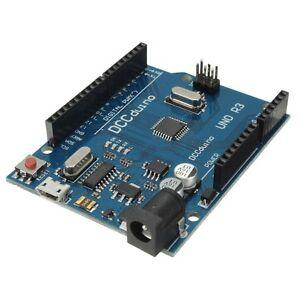 ATmega-328P-UNO-R3-USB-Azul-Board-de-Desarrollo-Modulo-para-Arduino-Hazlo-tu-mismo-Kj