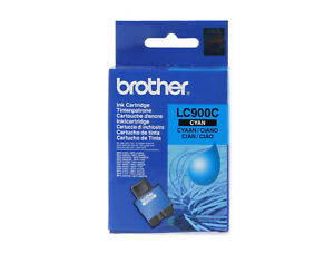 Original-Brother-CARTOUCHES-Couleur-LC-900c-Cyan-Mhd-2013-2016