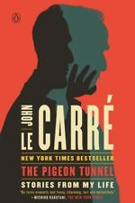 The Pigeon Tunnel : Stories from My Life by John le Carré (2017, Paperback)