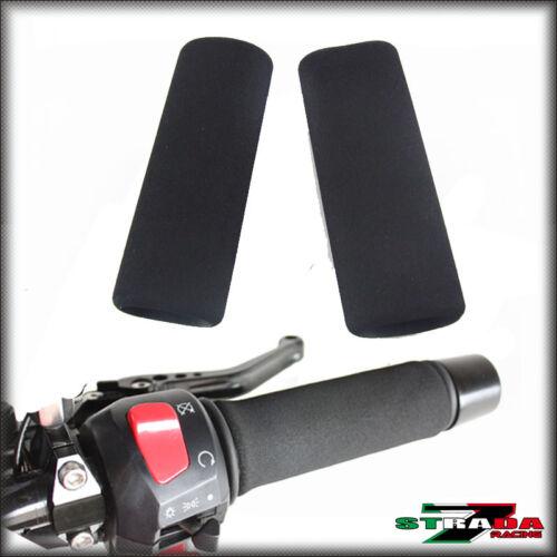Strada 7 Motorcycle Comfort Grip Covers Triumph Thruxton 1200 R 2016