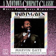 Greatest Hits [Motown] by Marvin Gaye/Tammi Terrell (CD, Nov-1991, Motown)