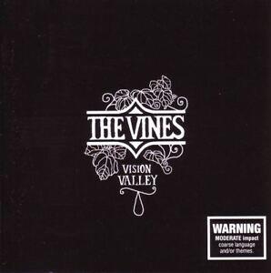 THE-VINES-VISION-VALLEY-CD-GARAGE-PUNK-POP-NEW