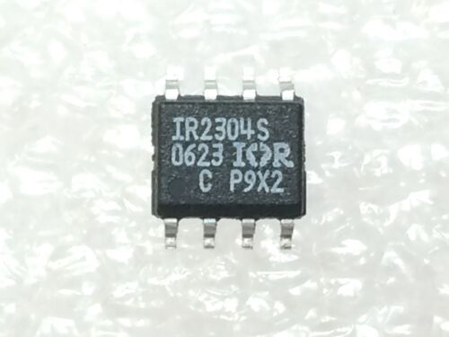 IR2304S IR IC DRIVER HALF BRIDGE 8-SOIC 5 PIECES