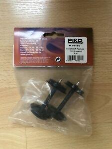 Piko 36160 Piste G Plastique Essieu 2 Lots Pour G-voiture Neuf Neuf Dans Sa Boîte 5-afficher Le Titre D'origine Prix ModéRé
