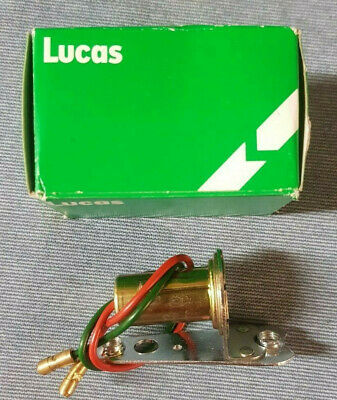 Vintage 1930s Lucas 1130 Sidelamp Indicator Twin Contact Bulbholder /& Bulb