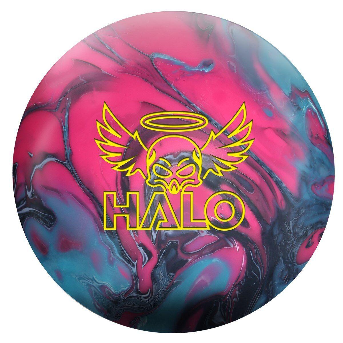 redo Grip Halo Bowling Ball NIB 1st Quality
