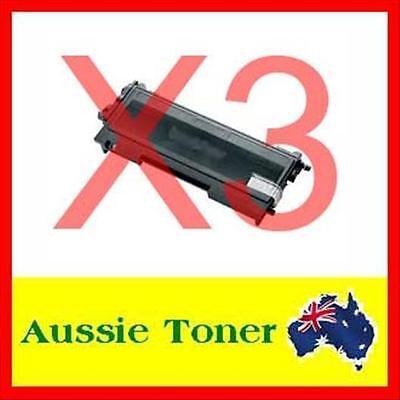 3x TN-2250 TN2250 toner cartridge for Brother MFC-7360N MFC-7362N MFC-7860DW