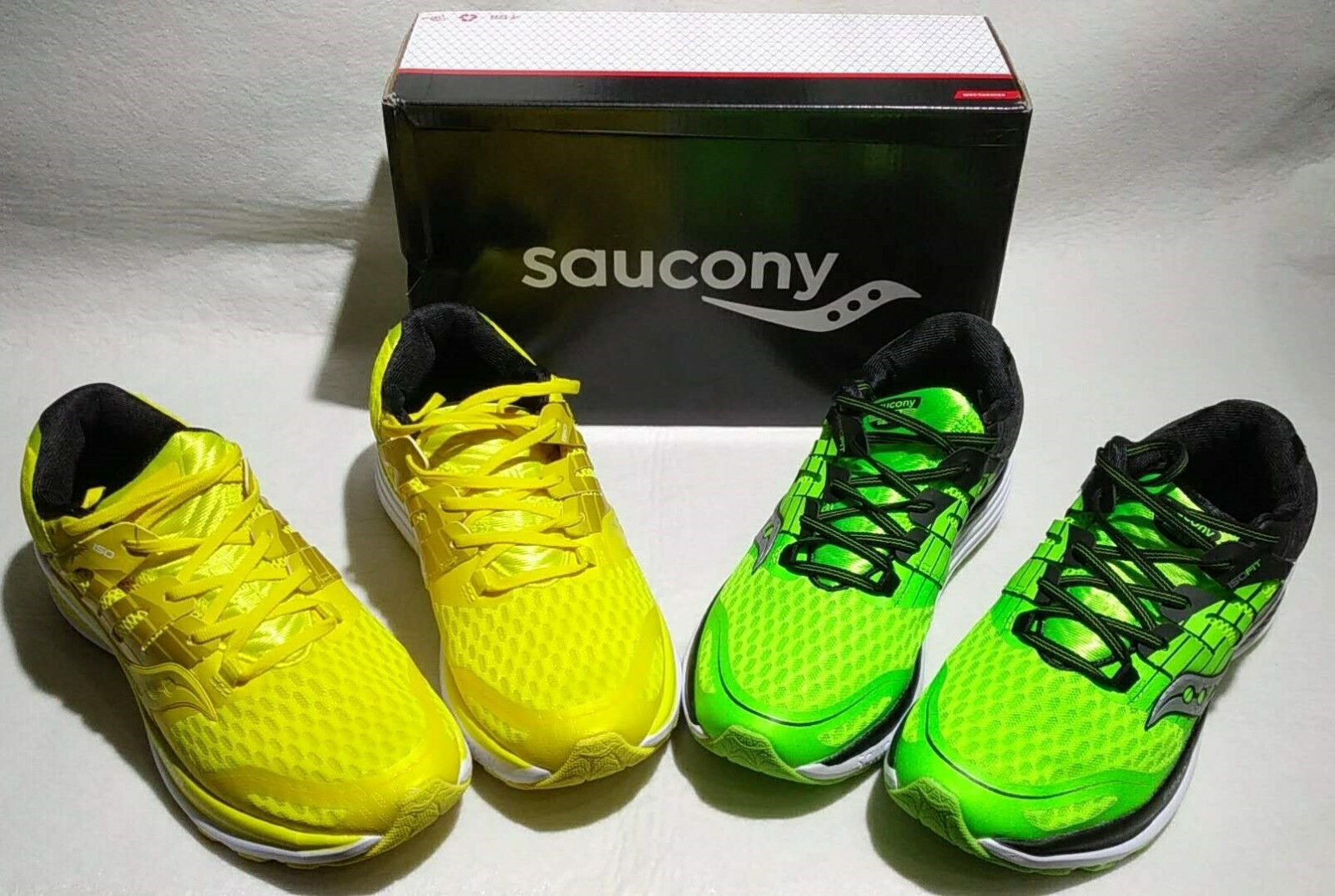 Saucony Everun 150 Series Triumph Men's Athletic Run Sneakers Size 9 9.5 10 10.5
