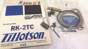 NEW TILLOTSON RK 2TC OUTBOARD REPAIR KIT, GS-1TC CHRYSLER, #K10051