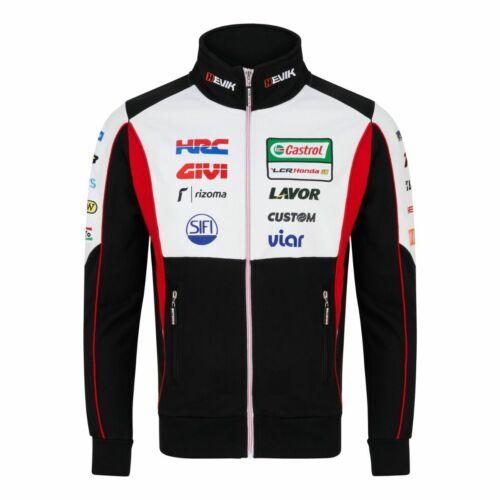 LCR Honda Crutchlow BSB Superbike Moto GP Motorcycle Official Team track top