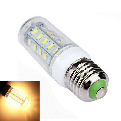 110V E27 36 LEDS 12W LED Corn Licht Glühbirne Ultra Bright Lampe With Cover Heiß