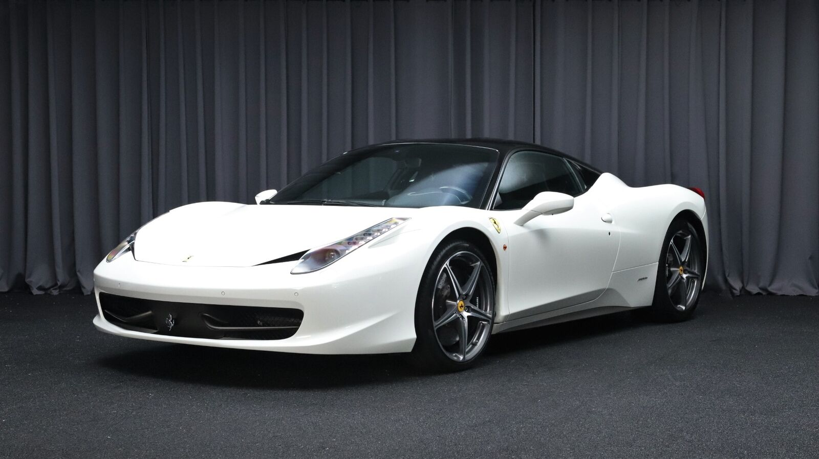 Ferrari 458 4,5 Italia DCT 2d - 11.995 kr.