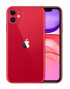 Apple-iPhone-11-PRODUCT-RED-256Go-Desimlocke-A2221-CDMA-GSM