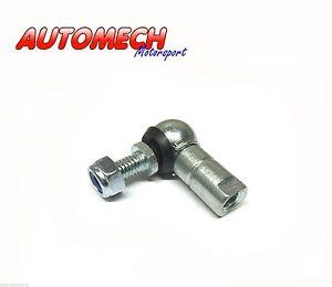 Throttle-Linkage-Ball-Joint-Clip-amp-Nut-M6x1-0-R-H-Thread-Zinc-Plated-951-6
