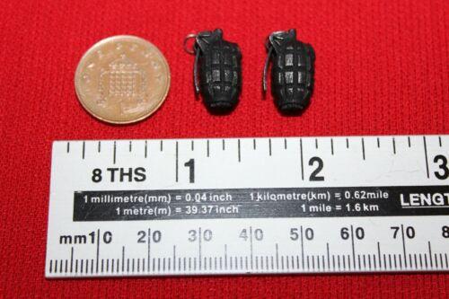 DID Dragon In Dreams 1:6TH échelle WW2 British 1ST Airborne grenades Charlie un