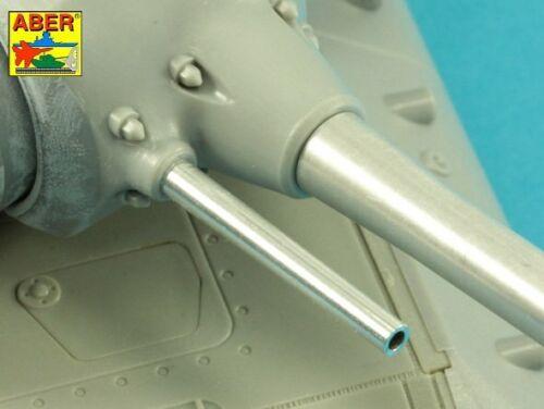 1//35 ABER 35L-263 METAL BARRELS SET for GERMAN E-100 to DRAGON MODEL
