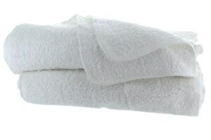 Wash Cloth-100/% Cotton 12x12 inches Face//finger//Wash Cloth White