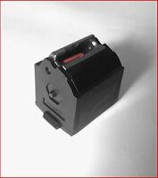 2 Ruger Bx1 Black + Case For 10 Ruger 10/22 Bx-1 Fits Takedown + Tactical Knife