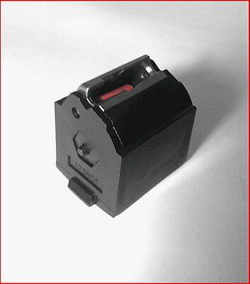 2 Ruger BX1 Black + Case  10 Ruger 10/22 Mags Fits Takedown Bag + Neck Knife Red