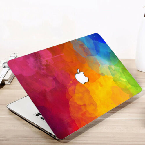 "Design Laptop Hard Case Keyboard Screen Film Macbook Air 13 Pro 13//15/"" 2016-2019"