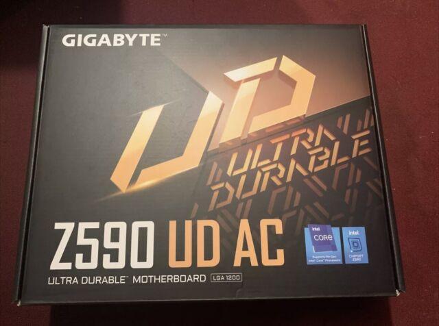 GIGABYTE Z590 UD LGA 1200, Intel ATX Motherboard