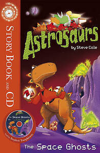 Astrosaurs-6-The-Space-Ghosts-Cole-Steve-Very-Good-Book