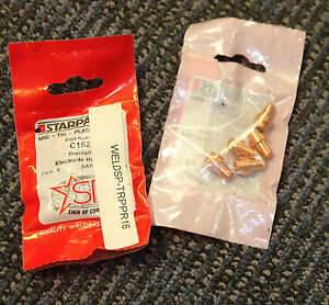 Plasma electrode C1521 pack 5 use with PROF 35 - Telford, United Kingdom - Plasma electrode C1521 pack 5 use with PROF 35 - Telford, United Kingdom