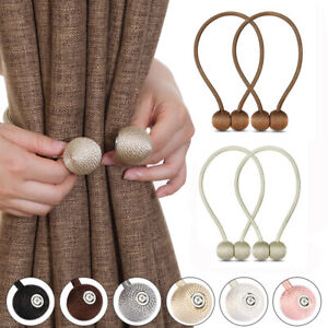 2Pcs-Magnetic-Ball-Curtain-Buckle-Holder-Tieback-Tie-Backs-Clips-for-Home-Window
