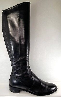 Russell \u0026 Bromley Black Riding Boots