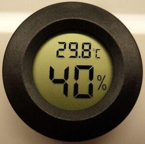 Black-Digital-Humidor-Hygrometer-Thermometer-Temperature-Round-I9Z