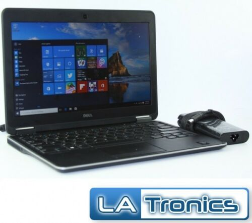 """Dell Latitude E7240 Ultrabook 12.5/"""" Intel i5-4310U 4GB 256GB SSD Windows 10 Pro"""