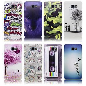 Samsung-Galaxy-J4-PLUS-Huelle-Silikon-Smartphone-Handy-Huelle-Schutz-Huelle-Case