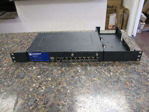 Juniper Networks SRX210HE-POE 8-Port Gigabit Router VPN Firewall with rack