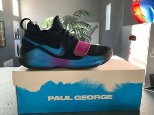 sale retailer 721d8 48a59 Details about PG 1 Flip The Switch Size 13 Paul George Size 13 Pg1 Playoffs  Kyrie Kd Flip Nike