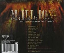 M.Ill.Ion (Million) - The Best, So Far 1991-2006 (2007)  CD  NEW  SPEEDYPOST