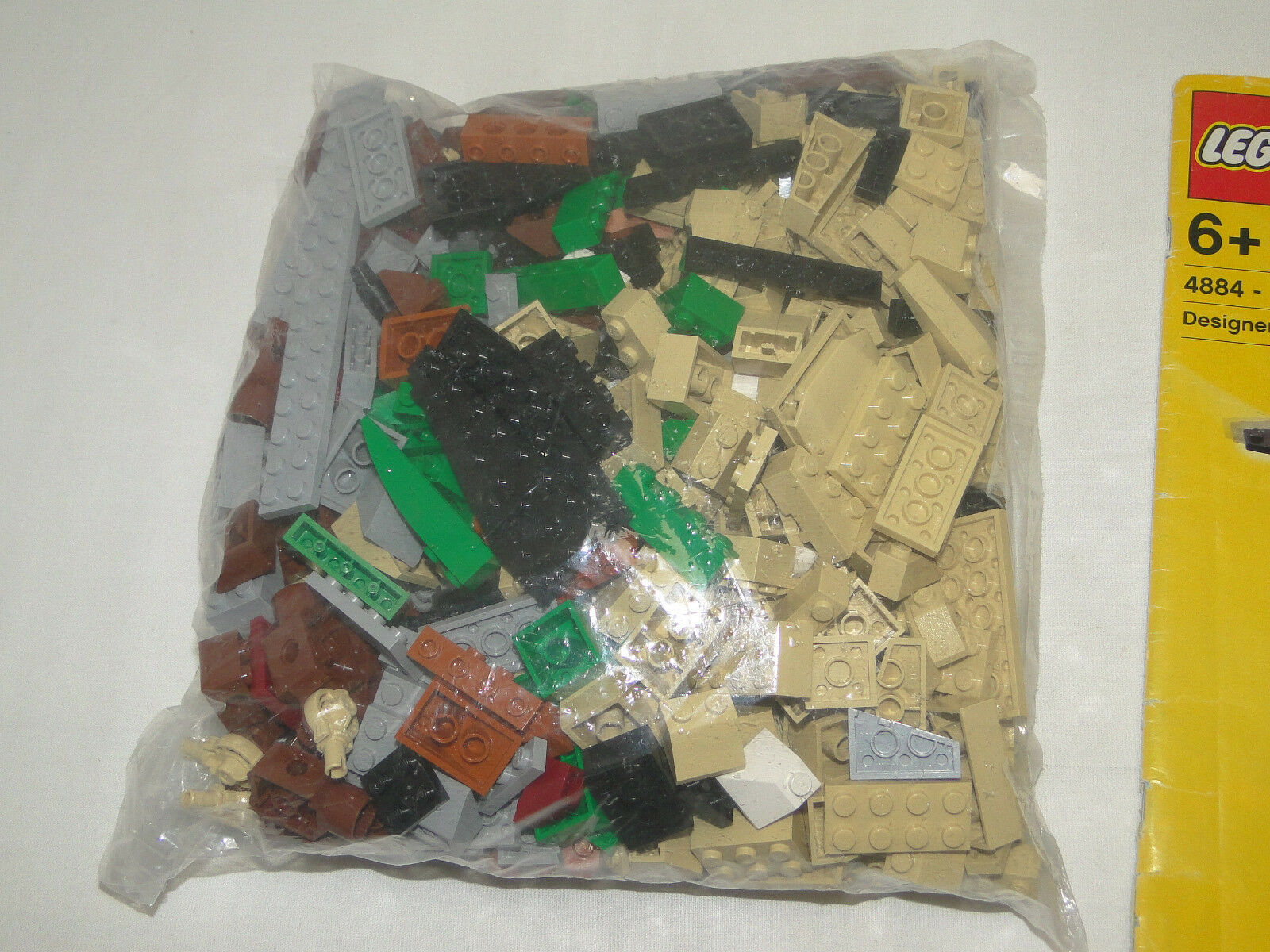 Lego Designer Set 4884 Wild Hunters Löwe 3-in-1 komplett mit OBA