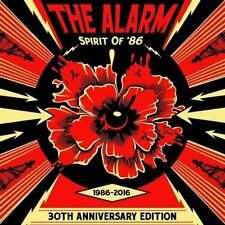 The Alarm - Spirit Of 86 - 30th Anniversary Edition (NEW CD+2DVD)