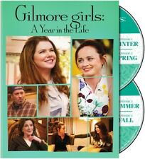 Gilmore Girls: A Year in the Life (DVD, 2017, 3-Disc Set)