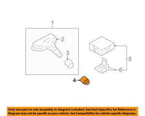 KIA OEM 11-16 Optima TPMS Tire Pressure Monitor-Valve Stem Nut ... Kia Rio Tpms Wiring Diagram on daihatsu rocky wiring diagram, chevrolet volt wiring diagram, volvo amazon wiring diagram, volkswagen golf wiring diagram, honda ascot wiring diagram, chevrolet hhr wiring diagram, kia automotive wiring diagrams, nissan 370z wiring diagram, chrysler aspen wiring diagram, chrysler 300m wiring diagram, saturn astra wiring diagram, kia rio shift solenoid, fiat uno wiring diagram, saturn aura wiring diagram, kia rio ignition switch, dodge challenger wiring diagram, suzuki x90 wiring diagram, suzuki sierra wiring diagram, kia rio water pump, geo storm wiring diagram,