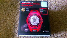 New Suunto t6c t6 Red Arrow  SS015162000 Wristop Computer Watch!