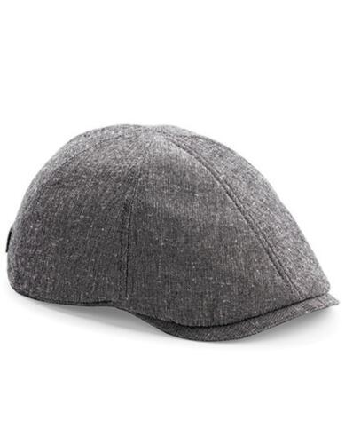 HutBeechfield Linen Summer Gatsby Cap Mütze Kappe