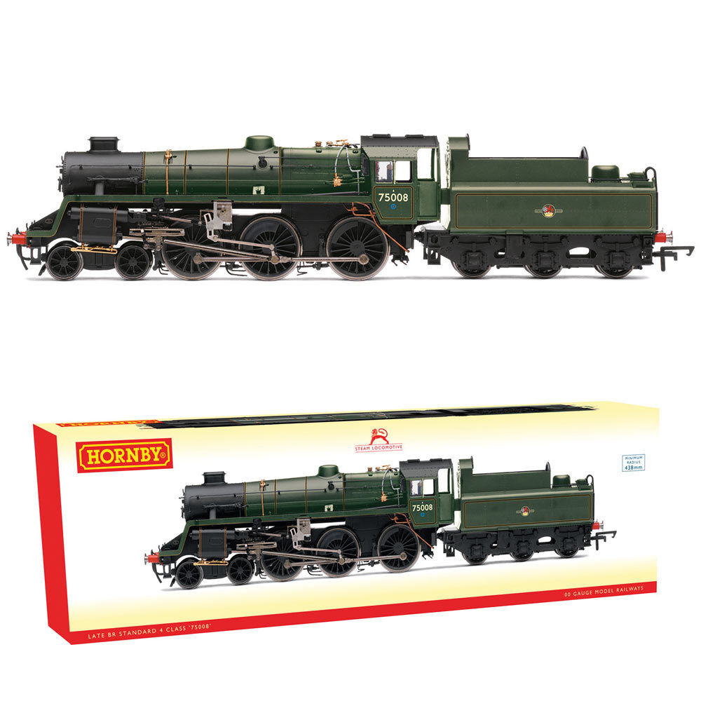 HORNBY Loco R3547 Standard 4MT 4-6-0  BR LATE