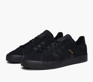 hot sale online 93910 9a2de Image is loading Adidas-Originals-Campus-Vulc-2-Mens-Trainers-Suede-