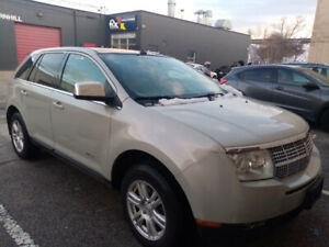 2007 LINCOLN MKX, Excellent condition ($5100)