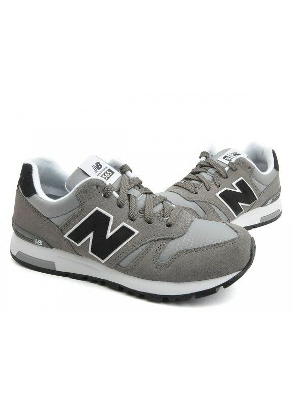 New Balance Sneakers  Uomo Schuhes 565 Sneakers Balance ML565GR Größe 7 Gray Weiß mix shoe 905b74