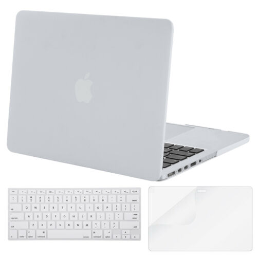 Mosiso Protective Hard Case for Macbook Pro 13 Retina Year 2015 2014 2013
