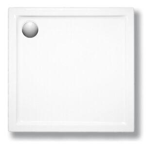 duschwanne rechteck duschtasse acryl extra flach 80x80. Black Bedroom Furniture Sets. Home Design Ideas